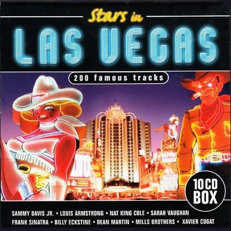 V/A - Stars in Las Vegas - 200 Famous Tracks - 10CD