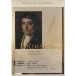 Gioacchino Rossini - Il Turco In Italia (Opera buffa in 2 Acts) - DVD