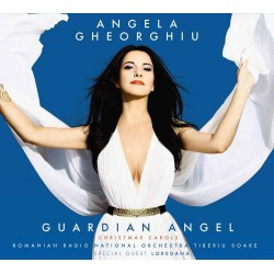 Angela Gheorghiu - Guardian Angel - CD Digipack