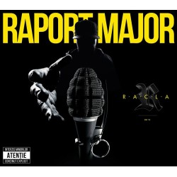 R.A.C.L.A. - Raport Major - CD Digipack