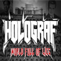 Holograf - World Full Of Lies - CD Digipack