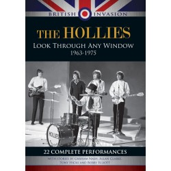 Hollies - Look Through Any Window 1963-1975 - DVD