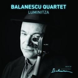 Balanescu Quartet - Luminitza - CD