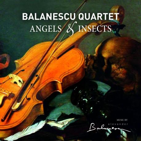 Balanescu Quartet - Angels & Insects - CD