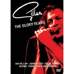Ian Gillan - Glory Years - DVD