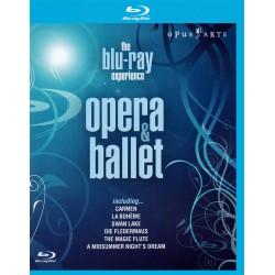 V/A - Blu-Ray Experience Opera & Ballet - Blu-Ray