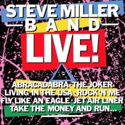 Steve Miller Band - Live - CD Digipack