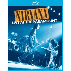 Nirvana - Live At The Paramount - Blu-Ray