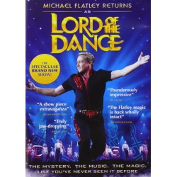 Michael Flatley - Returns As Lord Of The Dance - DVD
