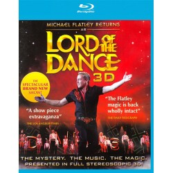 Michael Flatley - Returns As Lord Of Dance - 3D Blu-Ray