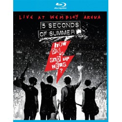 Five Seconds Of Summer - How Did We End Up Here? - Blu-Ray