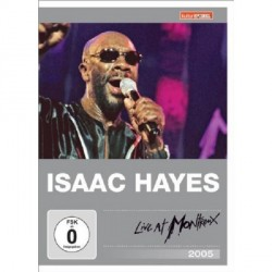 Isaac Hayes - Live At Montreux 2005 - DVD Digipack