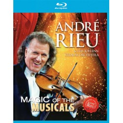 Andre Rieu - Magic Of The Musicals - Blu-Ray