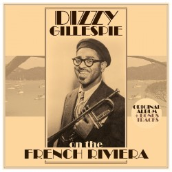 Dizzy Gillespie - On The French Riviera - vinyl LP
