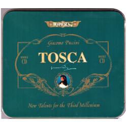 Giacomo Puccini - Tosca - Square Tin Can 2 CD