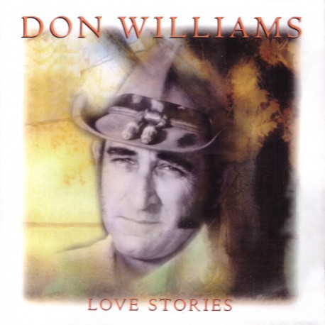 Don Williams - Love Stories - CD