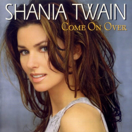 Shania Twain - Come On Over - CD
