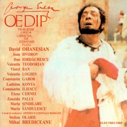 George Enescu - Oedip - 3CD