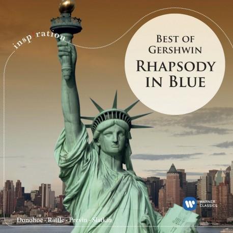 George Gershwin - Rhapsody In Blue - Best Of Gershwin - CD