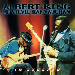 Albert King / Stevie Ray Vaughan - In Session - CD
