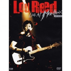 Lou Reed - Live At Montreux 2000 - DVD Digipack