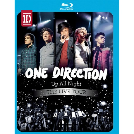 One Direction - Up All Night: The Live Tour - Blu-ray