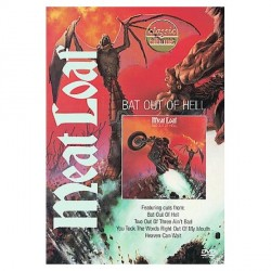 Meat Loaf - Bat out of Hell - Classic Album Series - DVD