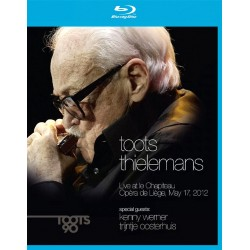 Toots Thielemans - Live At Le Chapiteau Opera de Liege May 12 2012 - Blu-ray Digipack