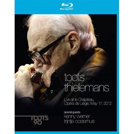 Toots Thielemans - Live At Le Chapiteau Opera de Liege May 12 2012 - Blu-ray