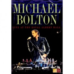 Michael Bolton - Live At The Royal Albert Hall - DVD