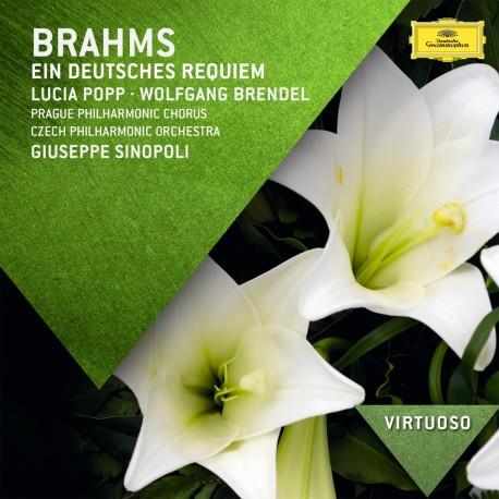 Johannes Brahms - Ein Deutsches Requiem - CD