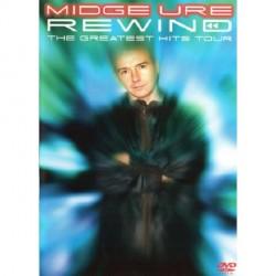 Midge Ure - Rewind The Greatest Hits - DVD