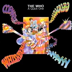 Who - A Quick One - CD