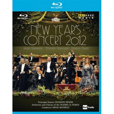 Teatro La Fenice - New Years Concert 2012 - Blu-ray