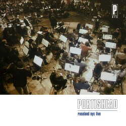 Portishead - Roseland NYC Live - CD