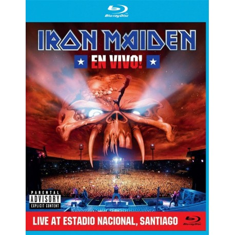 Iron Maiden - En Vivo! - Blu-ray