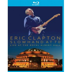 Eric Clapton - Slowhand At 70 - Live At The Royal Albert Hall - Blu-ray