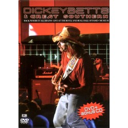 Dickey Betts & Great Southern - Back Where It All Begins - DVD + CD