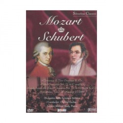 Mozart & Schubert - Clemenza Di Tito Overture a.o. - DVD