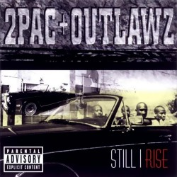 2Pac & Outlawz - Still I Rise - CD