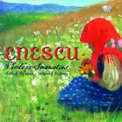 George Enescu - Violin Sonatas - CD