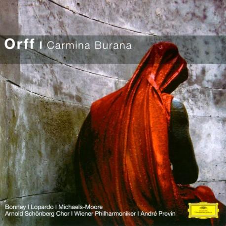 Carl Orff - Cramina Burana - CD
