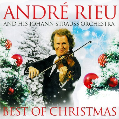 Andre Rieu & Johann Strauss Orchestra - Best Of Christmas - CD