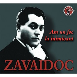 Zavaidoc - Am un foc la inimioara - CD Digipack