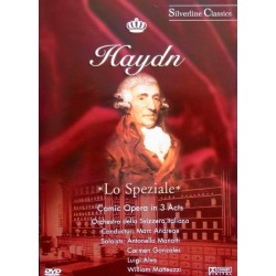 Franz Joseph Haydn - Lo Speziale (Comic Opera in 3 Acts) - DVD