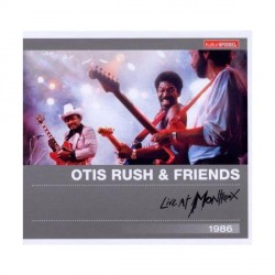 Otis Rush & Friends - Live At Montreux 1986 - CD Digipack