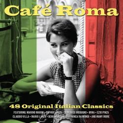 V/A - Café Roma - 2CD