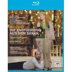 Wolfgang Amadeus Mozart - Die Entfuhrung Aus Dem Serail - Blu-ray