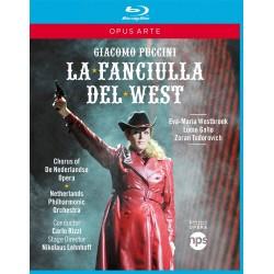 Giacomo Puccini - La Fanciulla Del West - Blu-ray