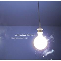 Valentin Farcas - Ektoplasmatiche Suite- CD Vinyl Replica